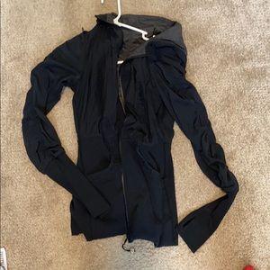Reversible Lululemon dance jacket